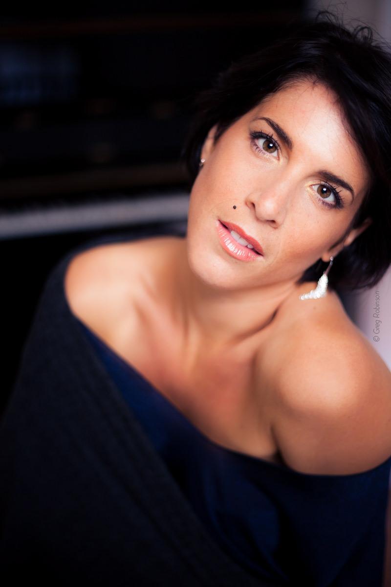 Marine Chaboud chanteuse lyrique - portrait
